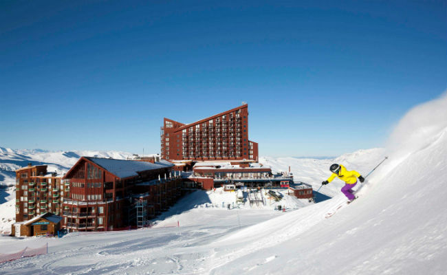 Valle Nevado abrirá hasta el 7 de octubre