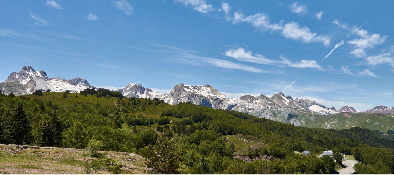 Aragón pedirá 49 millones a la UE para unir sus estaciones de esquí