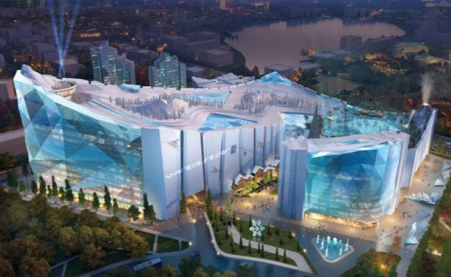 Ski Indoor Wintastar, nuevo centro indoor en China