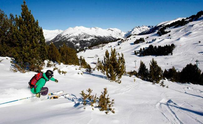 Fechas de apertura de las principales estaciones de esquí