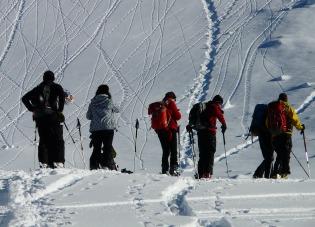El esquí de montaña se afianza en Grandvalira