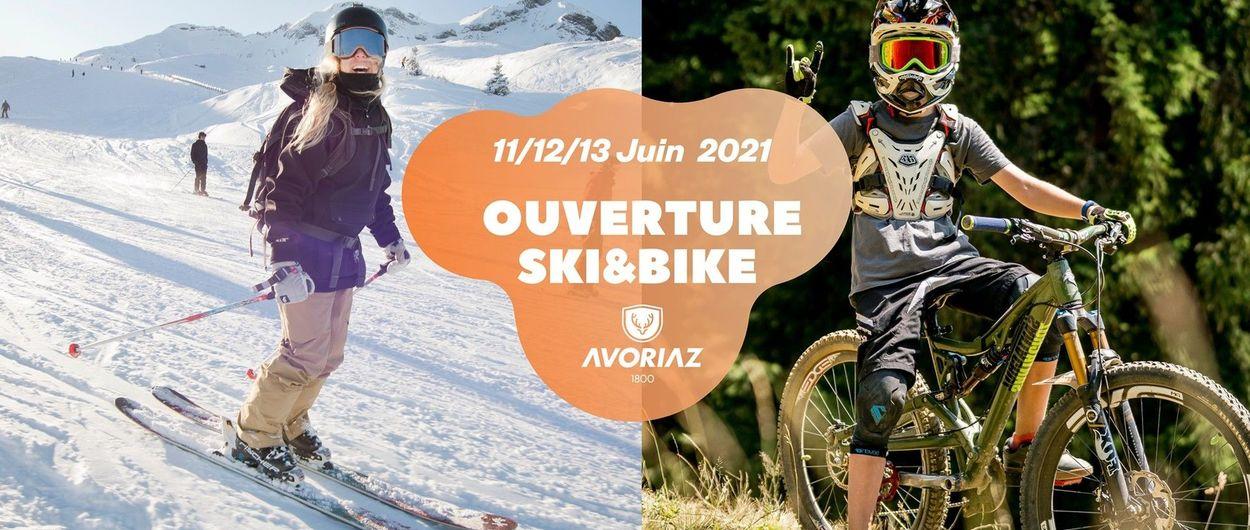 Avoriaz se une a Val d'Isere y abre pistas de esqui para este próximo fin de semana