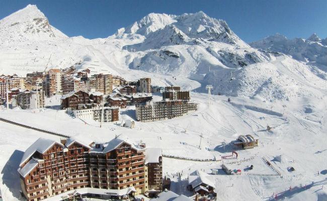 ¿Cómo están las estaciones de los Alpes Franceses?