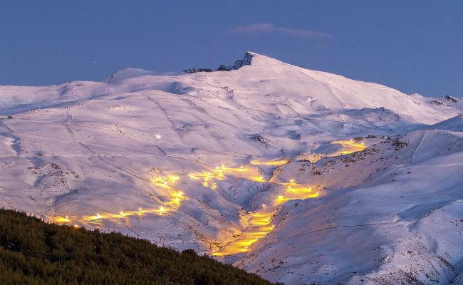 Sierra Nevada espera adelantar el inicio de la temporada