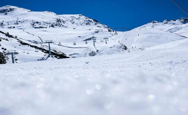 Boí Taüll afronta la Semana Santa con más de un metro de nieve