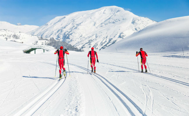 Espacios Nórdicos Aragón suma el esquí de fondo de Candanchú