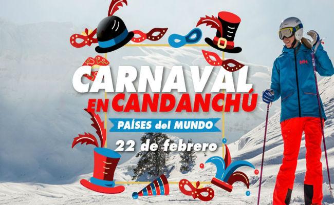 Candanchú se prepara para celebrar el Carnaval 2020