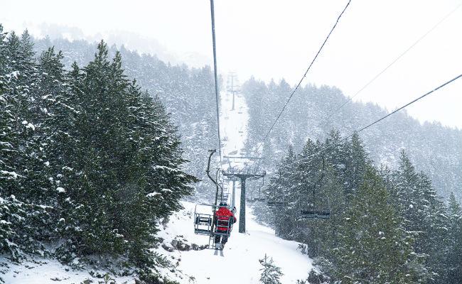 Aramón recibe al fin de semana con nieve fresca en sus pistas