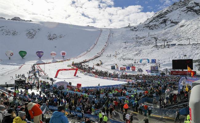 Se adelanta el estreno de la Copa del Mundo de Esquí Alpino