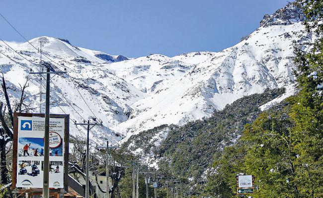 Apertura parcial de Nevados de Chillán
