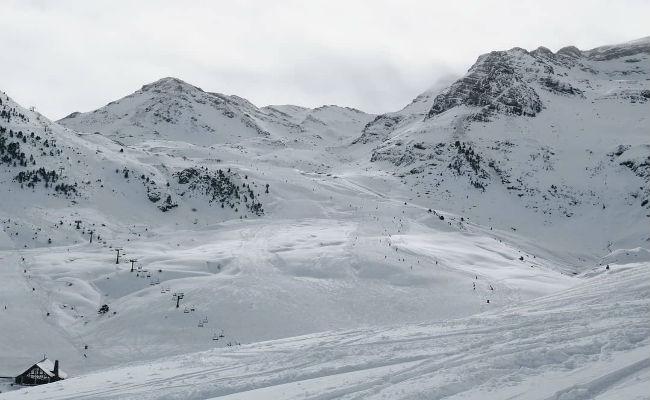 Formigal; medio metro de nieve y posible adelanto de temporada