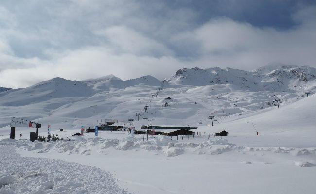 Formigal-Panticosa; nieve fresca y 33 kilómetros de pistas