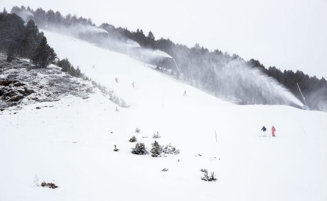Grandvalira habilitará 200 km para el fin de semana