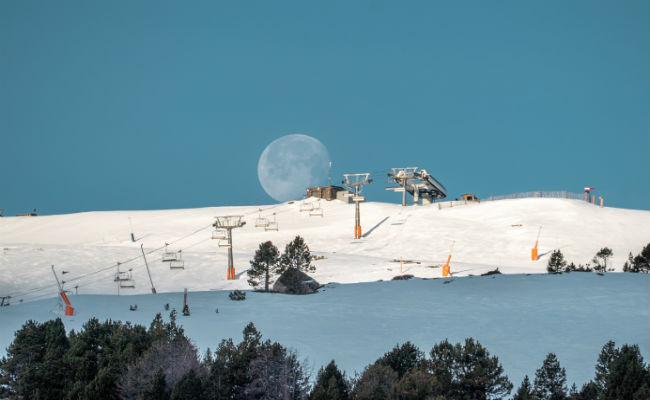Grandvalira; 200 km de pistas para el World Snow Day