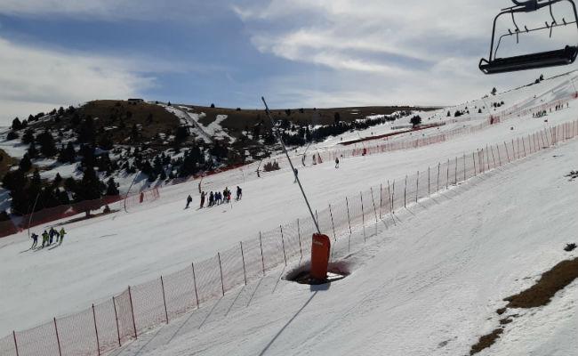 La Molina abrirá hasta el 22 de abril