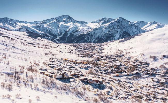 Les 2 Alpes anuncia su intención de retomar la actividad en junio