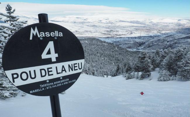 Novedades Masella 2019-2020