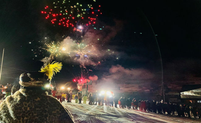 Dos millones de esquiadores en Navidades