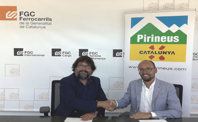 Suma de esfuerzos para promocionar la marca Pirineus