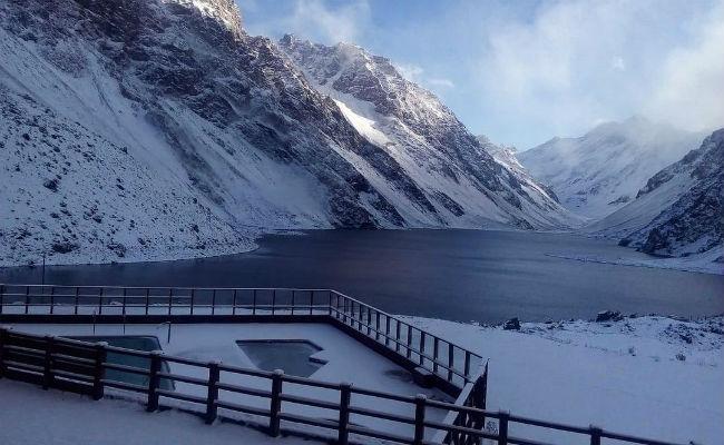 Chile; primeras nevadas y fechas previstas de apertura