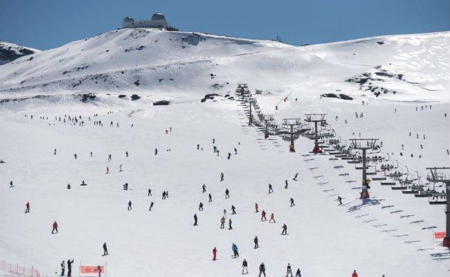 Sierra Nevada ya prepara la temporada de invierno 2020-2021