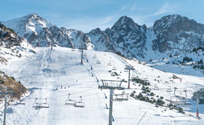 El esquí en tiempos de Covid-19