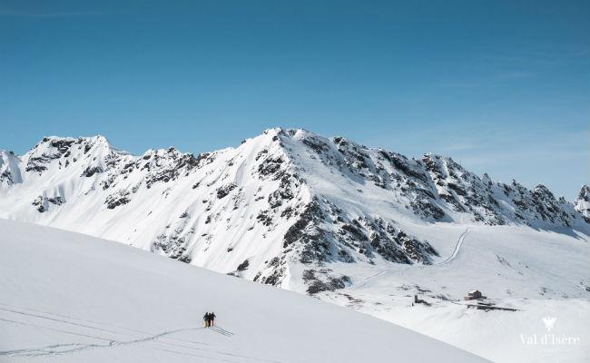 Val d'Isère iniciará la actividad de esquí de verano el 6 de junio