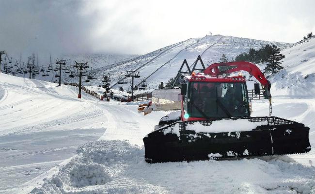 Valdesquí inicia temporada este fin de semana
