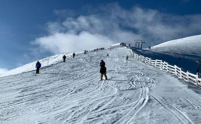 Valdezcaray; más allá del esquí