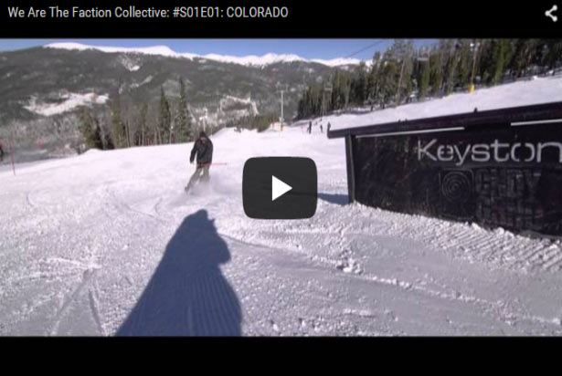 We Are The Faction Collective: #S01E01: COLORADO