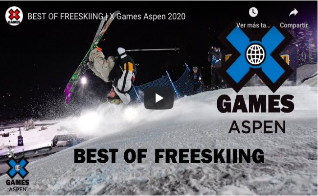 Best of Freeskiing / X Games Aspen 2020