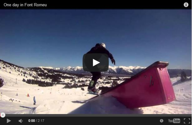 One Day in Font Romeu