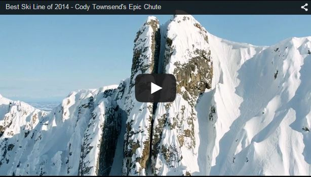 Cody Townsend's Epic Line
