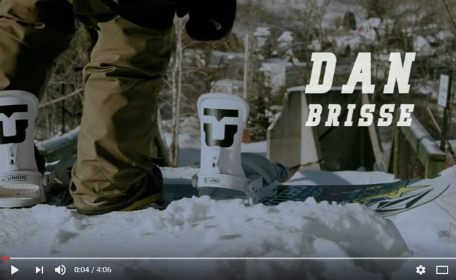 Dan Brisse 2016-2017 Full Part Re-Edit