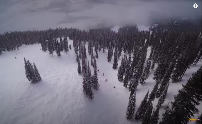 Dream Ski Trip on the Powder Highway / Salomon TV